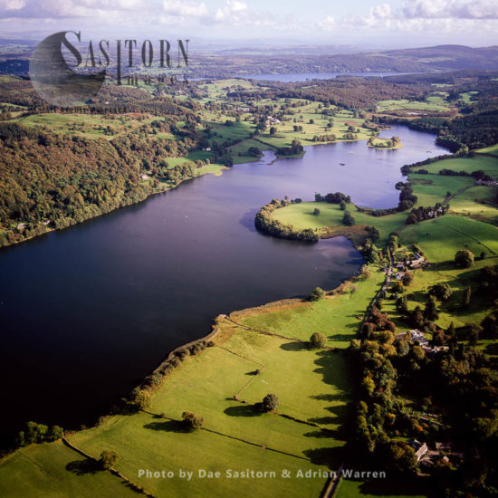 Esthwaite Water, Lake District National Park, Cumbria