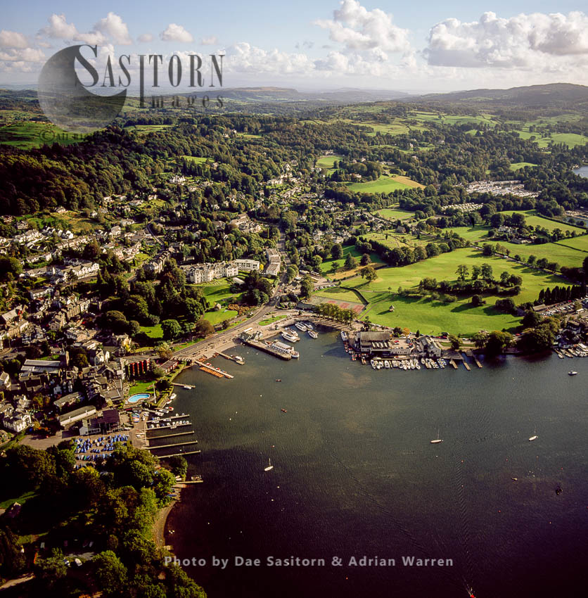 Bowness-on-Windermere, Lake District National Park, Cumbria