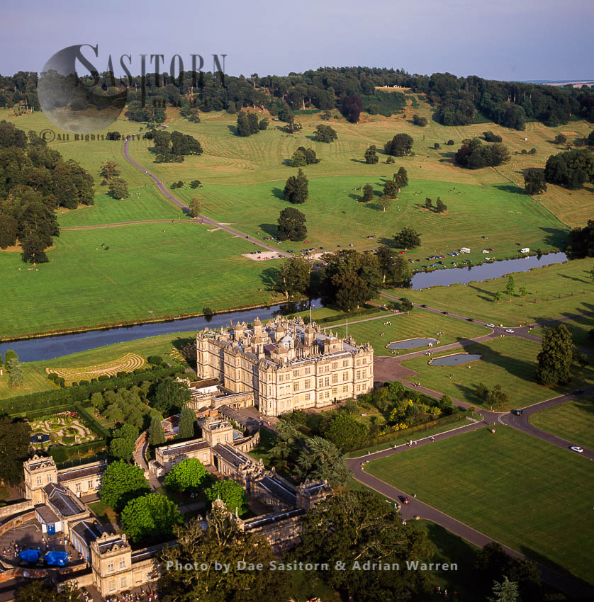 Longleat House, Warminster, Wiltshire, England
