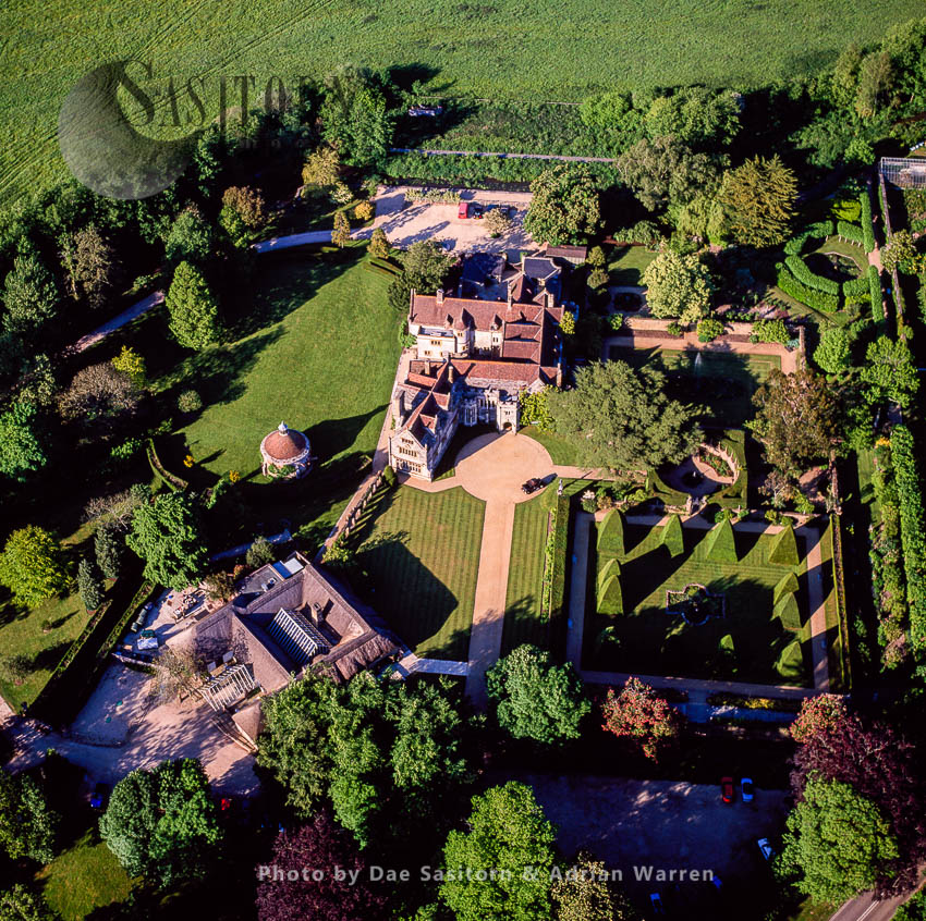 Athelhampton (Admiston), A Manor House And A Former Church Of England Parish Church, Near Dorchester, Dorset