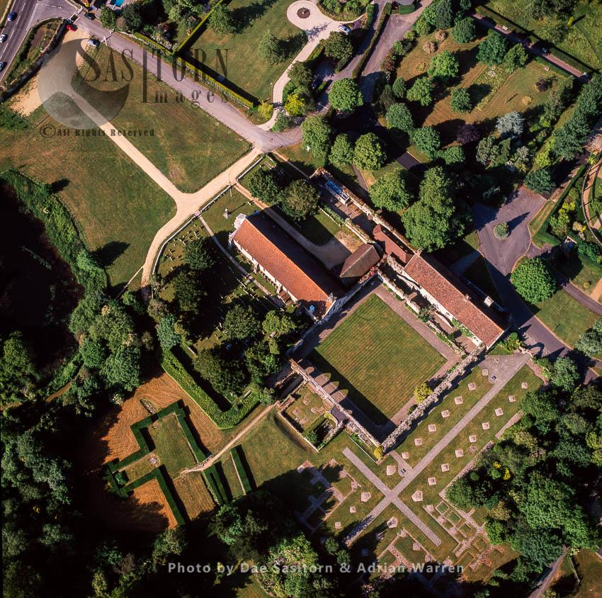 Beaulieu Abbey, A Cistercian Abbey, Hampshire