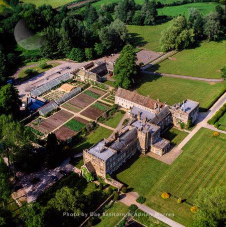 Forde Abbey, A Former Cistercian Monastery, Dorset, England