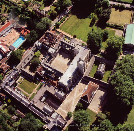 Winchester College, Winchester, Hampshire, England