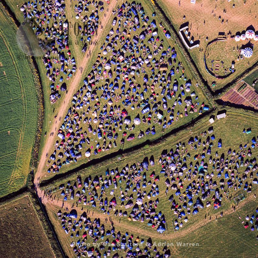 Glastonbury Festival, near Pilton, Somerset, England