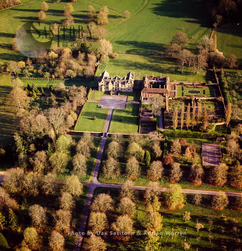 Barrington Court, A Tudor Manor House Barrington, Near Ilminster, Somerset,