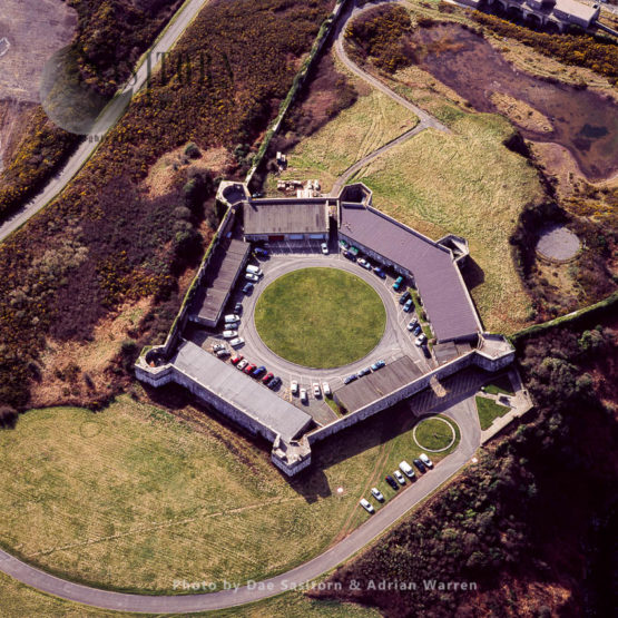 Popton Fort, A Palmerston Fort , Milford Haven, South Wales