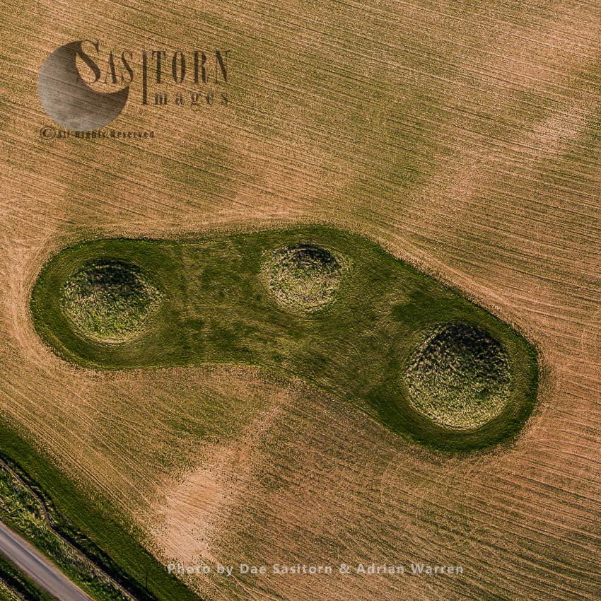 Tynings Farm Barrow Group, Late Bronze Age Barrow Cemetery, Shipham, Somerset