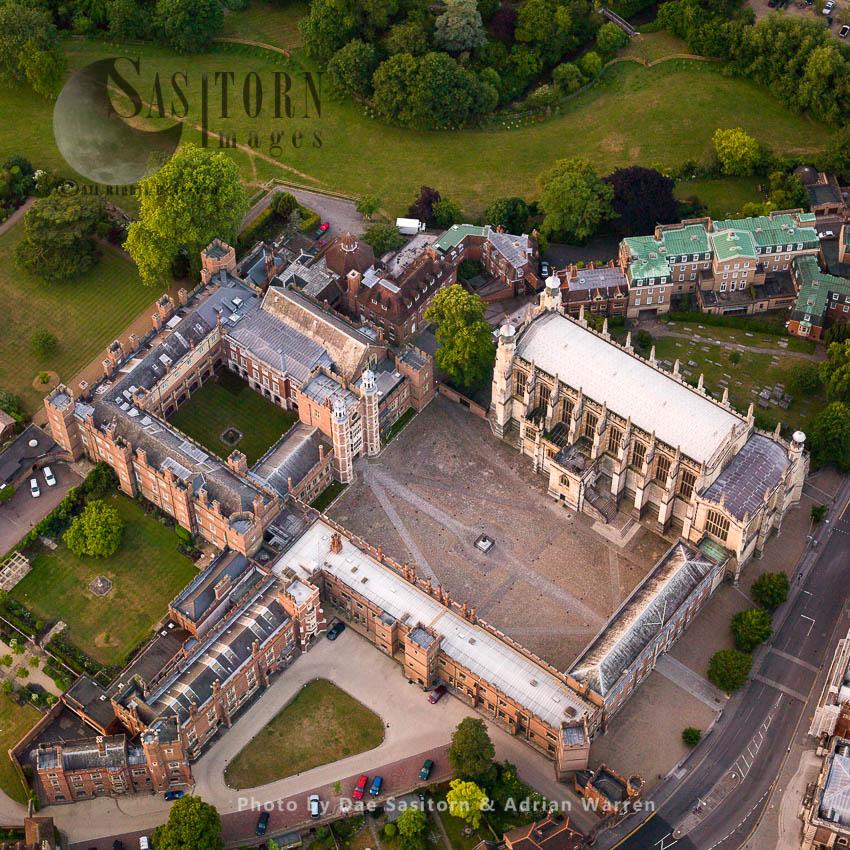 Eton College,  Independent Boarding School For Boys, Eton, Near Windsor, West Berkshire