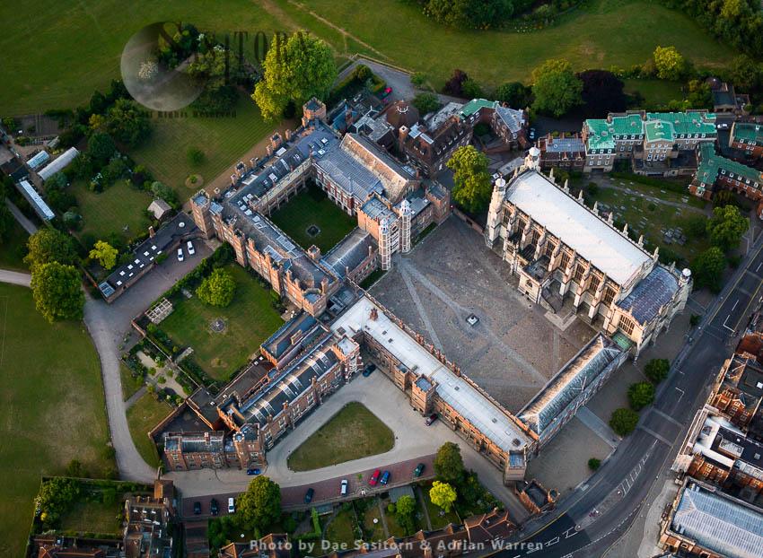 Eton College, Eton College,  Independent Boarding School For Boys, Eton, Near Windsor, West Berkshire, England