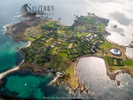 St Agnes's,  The Isles Of Scilly, An Archipelago Off The Cornish Coast Of England