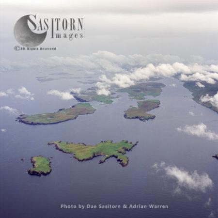 South Havra, Now An Uninhabited Island, Scalloway Islands, Shetland Islands, Scotland