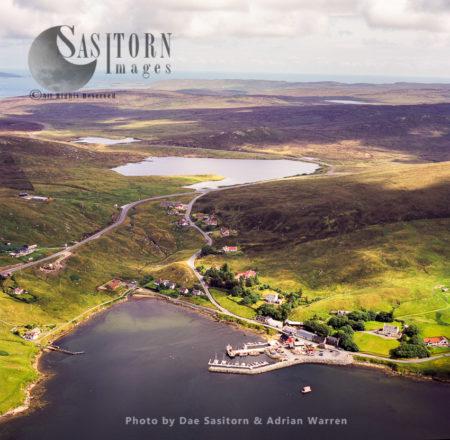 Voe, Shetland Mainland, Shetland Islands, Scotland