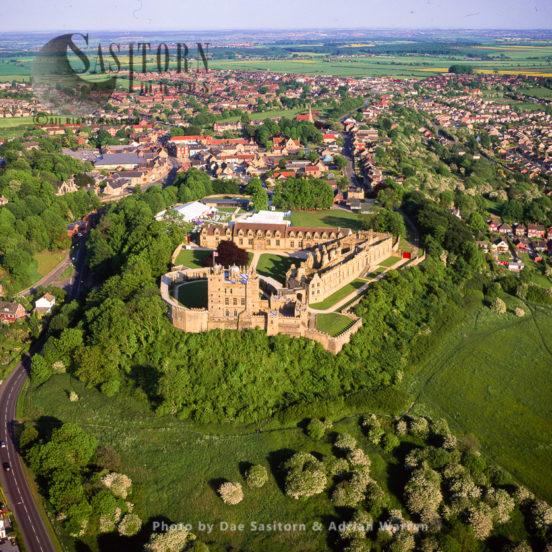 Bolsover Castle, Bolsover, Derbyshire England