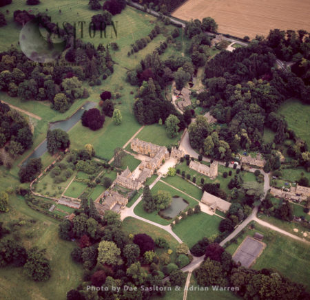 Stanway House, Gloucestershire, England