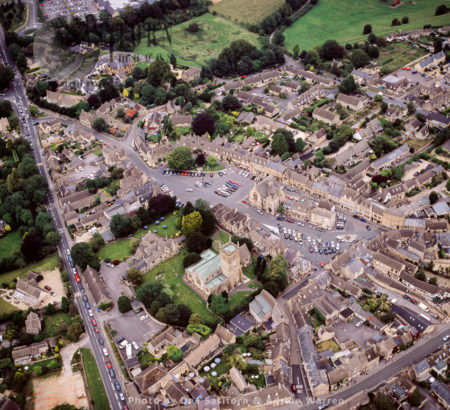 Stow-on-the-Wold  Cotswolds, England