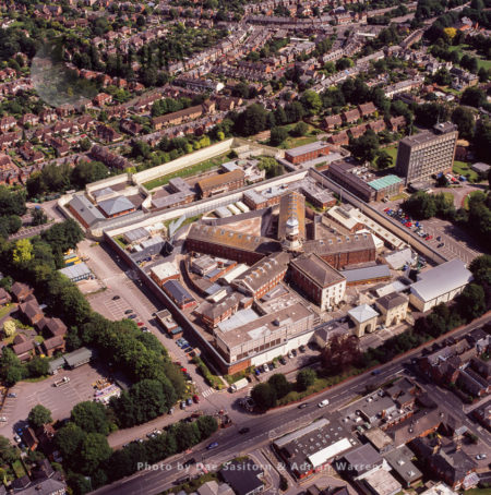 HMP Winchester Prison, Hampshire, England