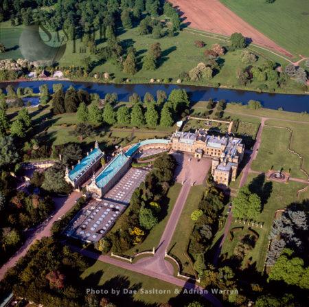 Welbeck Abbey, Sherwood Forest, Nottinghamshire, England