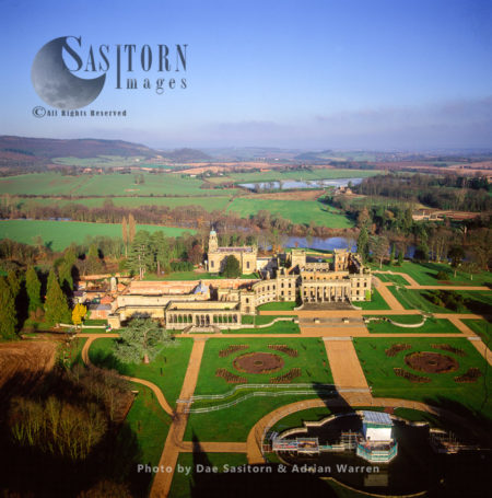 Witley Court And Gardens, Witley Court, Great Witley, Worcestershire