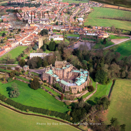 Berkeley Castle, Berkeley, Gloucestershire, England