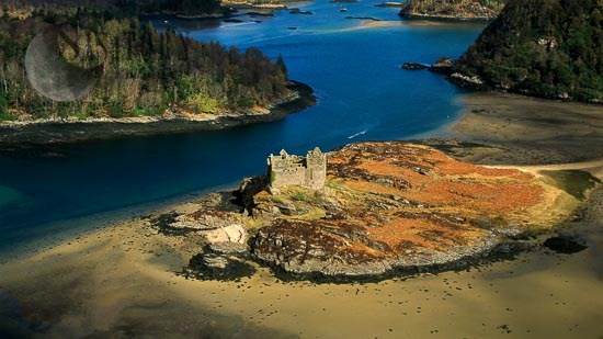 Castles And Palaces In Scotland