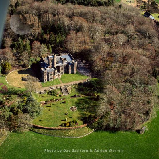 Hean Castle Estate, A Traditional Rural Estate, Saundersfoot, Pembrokeshire, West Wales