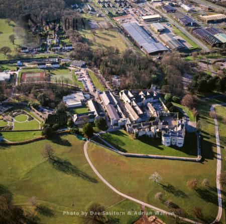 Bodelwyddan Castle, Bodelwyddan, Near Rhyl, Denbighshire, North Wales