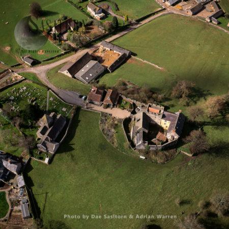 Penhow Castle, Penhow, Newport, South Wales