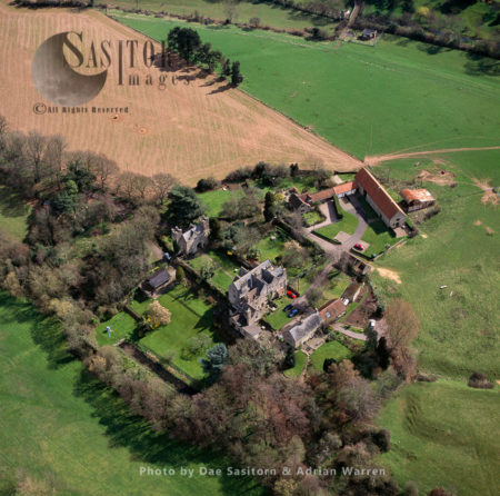Moynes Court And Welsh Gatehouse, Chepstow, South Wales