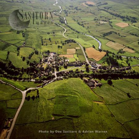 Virosidum Roman Fort And Village Of Bainbridge, Yorkshire Dales National Park