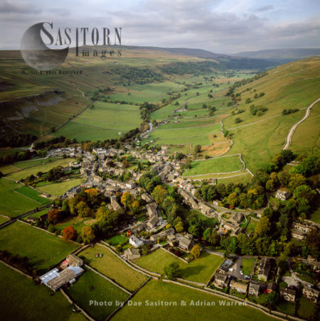 Kettlewell, Yorkshire Dales, England