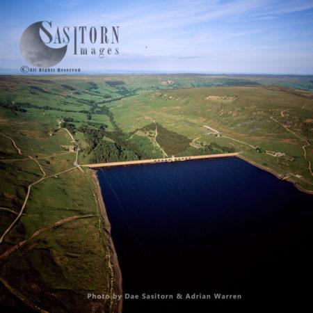 Scar House Reservoir, Upper Nidderdale, Yorkshire Dales
