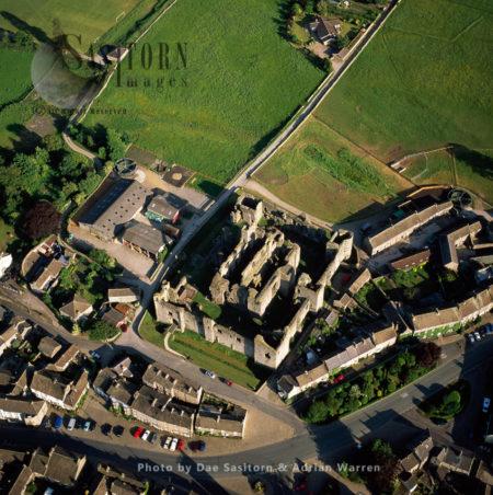 Middleham Castle, Middleham, Wensleydale, North Yorkshire