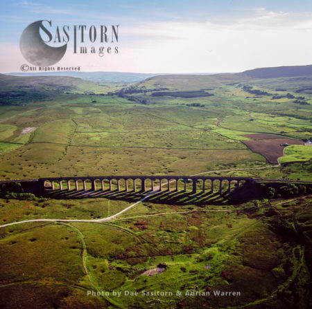 Ribblehead Viaduct, North Yorkshire, England