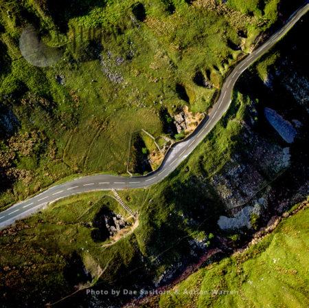 Buttertubs, Limestone Potholes On Buttertubs Pass, Yorkshire Dales, Yorkshire, England