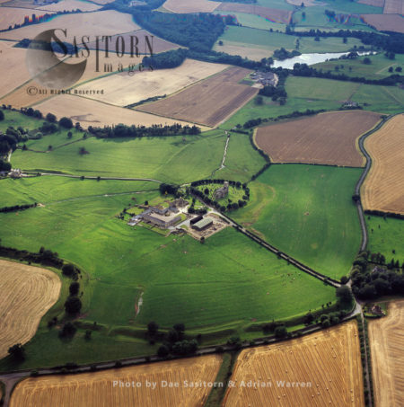 Stanwick Iron Age Fortifications (Stanwick Camp), North Yorkshire