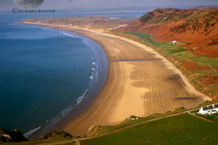 Rhossili, South Wales