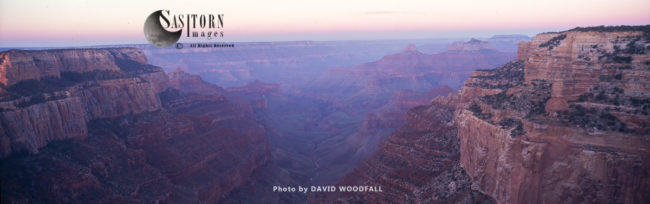 Grand Canyon National Park From Cape Royal Point, North Rim, Arizona, USA