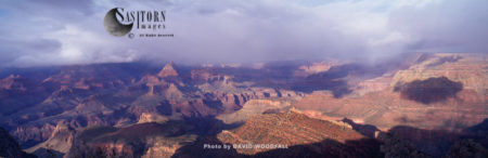 Grand Canyon National Park From Grandview Point, Arizona, USA