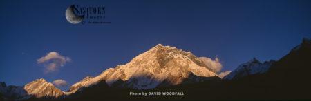Mount Nuptse, Sagarmatha National Park, Nepal