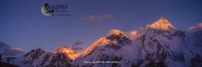 Mount Everest, Sagamartha National Park, Himalayas, Nepal