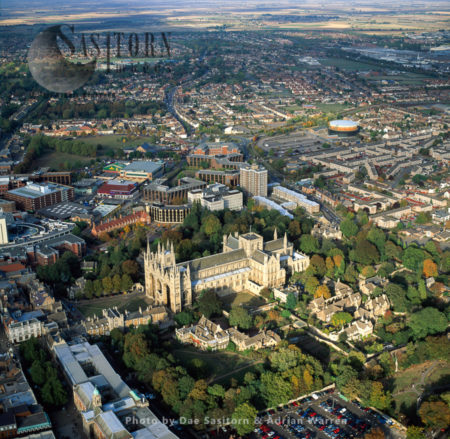 Peterborough Cathedral And City, Cambridgeshire
