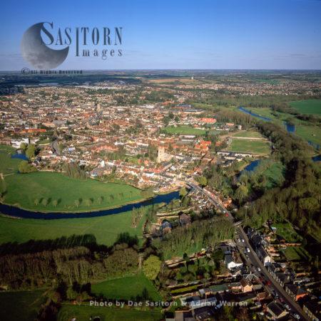 Sudbury On The River Stour, Suffolk