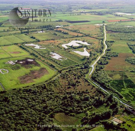 Wicken Fen, A Wetland Nature Reserve,, Cambridgeshire