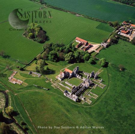Castle Acre Priory, Castle Acre, Norfolk