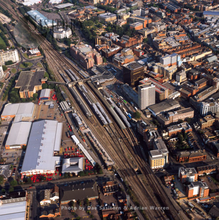 Reading Railway Station In 2007, Reading