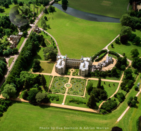 Audley End House, An Early 17th-century Country House, Saffron Walden, Essex