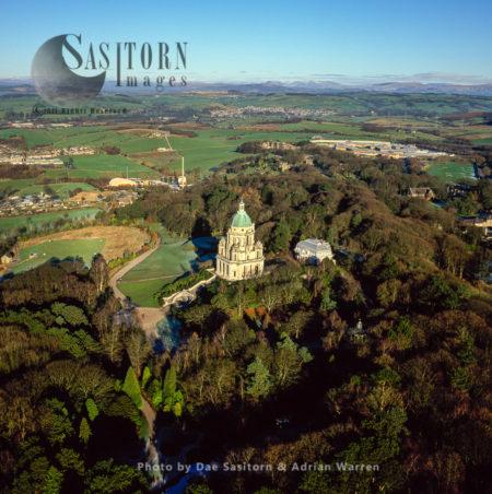 Ashton Memorial, A Folly In Williamson Park, Lancaster, Lancaster