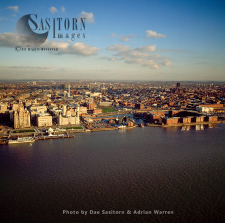 Liverpool Waterfront, Merseyside