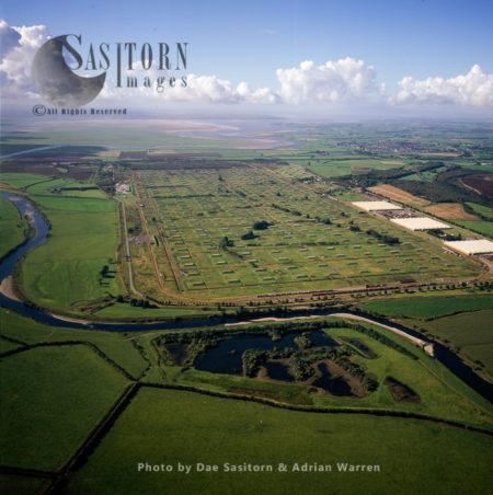 H.M. Factory, Longdown, Gretna, Border Of Scotland And England