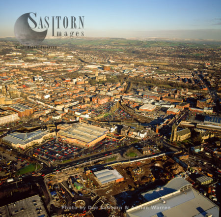 Bolton Town Centre, Greater Manchester